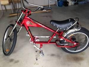 bike schwinn stingray chopper