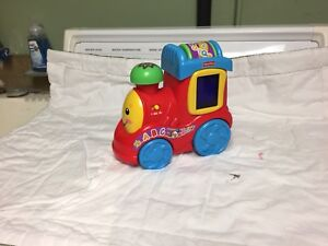 Fisher Price singing and learning train