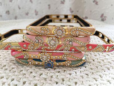 (luxury Crystal Rhinestone Diamond Bling Metal Case Cover Bumper 4 iPhone 6,6S)