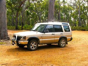 2003 Land Rover  TD5 Diesel Discovery Wagon Albany Albany Area Preview