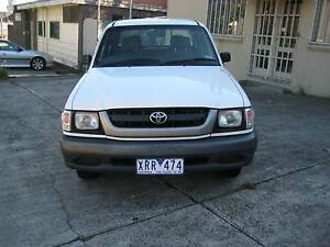 "2004 Toyota Hilux Ute DUALCAB AUTO ""ONLY 138,000 KLMS""RWC Heidelberg Heights Banyule Area Preview"