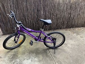 Purple colour Bicycle for sale