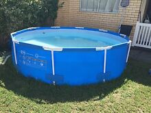 10 ft swimming pool + accessories Novar Gardens West Torrens Area Preview