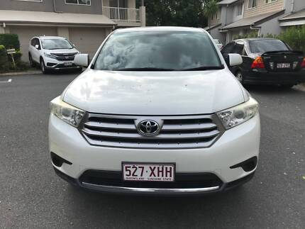 2013 Toyota Kluger SUV **12 MONTH WARRANTY** Coopers Plains Brisbane South West Preview