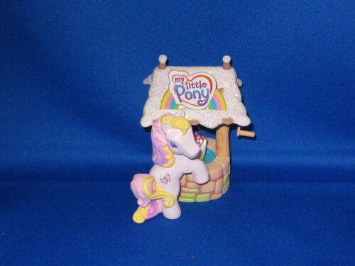 2006 MY LITTLE PONY WISHING WELL Ornament FREE SHIPPING