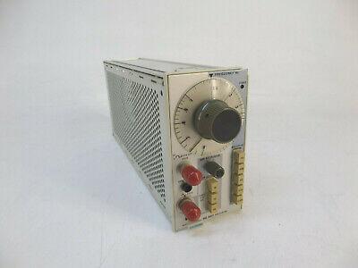 Tektronix Sg 502 Low Distortion Oscillator