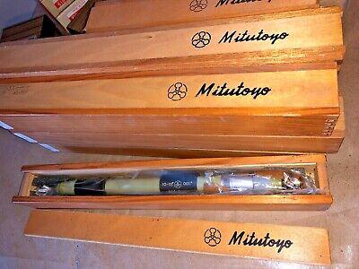 Mitutoyo Tubular Inside Micrometer 133-231 Im11 .001mm 10-11
