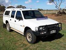 1992 Holden Rodeo Dual Cab Turbo Diesel 4x4 Wudinna Wudinna Area Preview