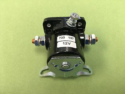 Oliver Tractor Starter Relay Solenoid 12 Volt 66 77 88 Super 55 101059as