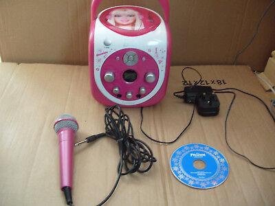 Usado, Lexibook Barbie karaoke Machine c420 segunda mano  Embacar hacia Spain