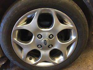 205-50-16 mint tires, all season