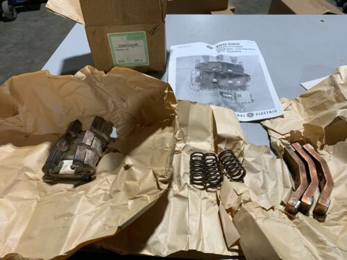 1x GE 32A6724G009 Contact Set Kit for CR385/CR386 Contactors & Starters, NOS