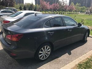 Fully loaded Navigation camera Lexus IS 250 Grey on Black