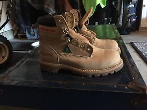 Snap On Steel Toe boots
