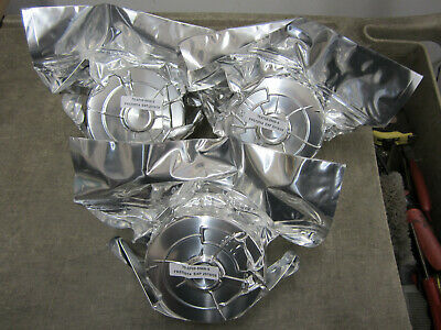 Lot Of 3 New Msa Millenium Gas Mask Filter Cartridges 40mm Nato