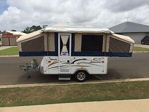 Jayco finch camper trailer Kepnock Bundaberg City Preview