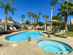 Palm Springs Winter Escape Lavish Paradise w/ Pool & Spa