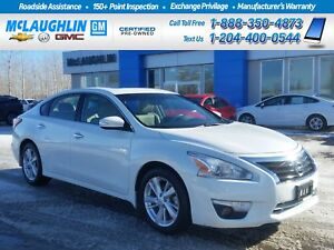 2014 Nissan Altima *Htd Leather Seats *NAV *Sunroof *FWD
