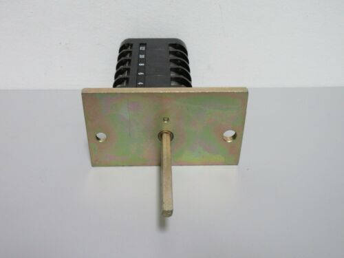 New GE 10AX002G6 Selector Switch