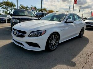 2015 Mercedes-Benz C-Class C63 AMG CERTIFIED & E-TESTED!*YEAR-EN