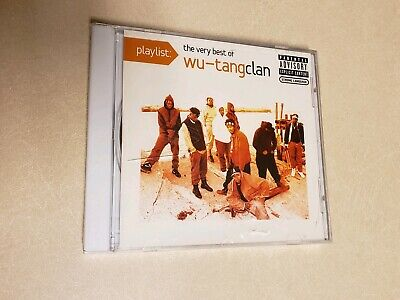 Playlist: The Very Best of Wu-Tang Clan [PA] by Wu-Tang Clan (CD,