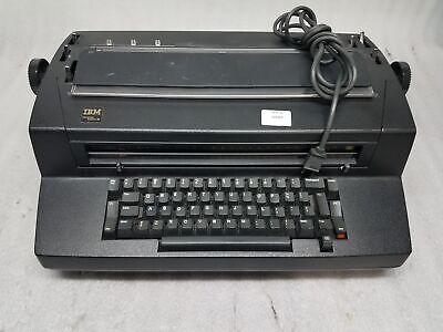 Typewriter Vintage Electric Ibm Correcting Selectric Iii Typewriter Stuck Keys