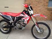 Honda CRF-X 450, 2006 Motorcycle Blind Bight Casey Area Preview