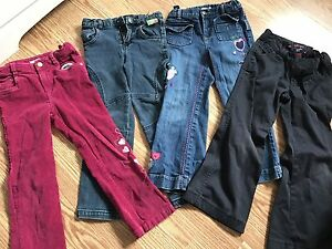 **Girls pants**5**$10**