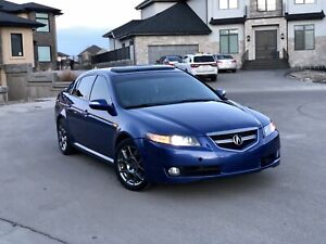 2007 Acura TL Type S Manual