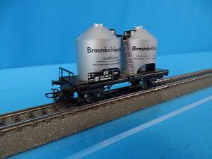 Marklin-4511-DB-Fine-Coal-Dust-Car-OVP