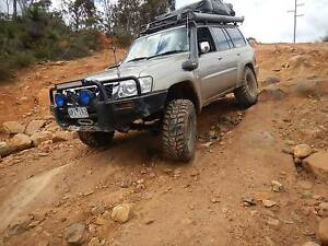 2006 Nissan Patrol Wagon Intercooled 3.0 turbo diesel Sale Wellington Area Preview