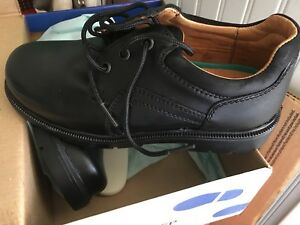 Brand new leather boy shoes 1.5