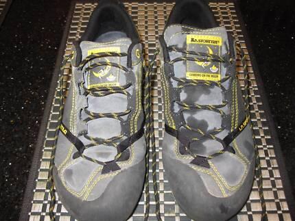 "La Sportiva Male US size 9 ""MIX"" approach shoe"
