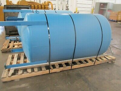Quick Tanks Qwt Water Tank Qwt4872lc 660 Gallon 48 Diameter 75 Side Shell Used