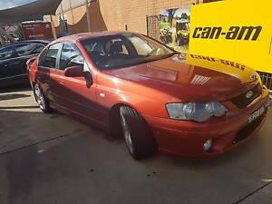2007 Ford Falcon XR6 Automatic Sedan Armidale Armidale City Preview