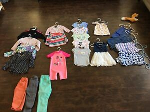 Girl clothing 24m to 2T