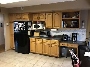 Oak Kitchen Cabinets SOLD PENDING PICK UP