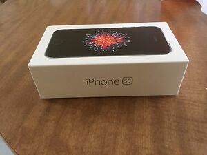 Brand New 16GB Space Gray IPhone SE.