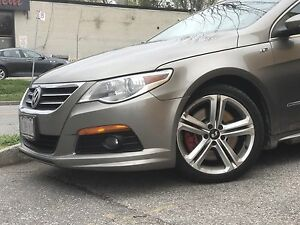 2011 VW PASSAT CC R-LINE 3.6 VR6 4MOTION HIGH-LINE LUXURY