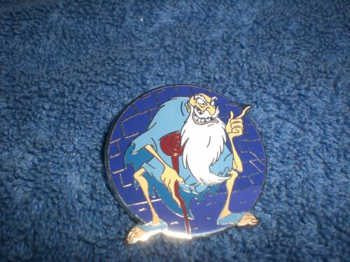 Disney Parks 2019 Disney Disguises Reveal/Conceal  ALADDIN OLD JAFAR LE Pin
