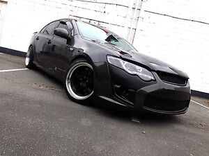 2008 Ford Falcon Fg xr6 6 speed manual big $$ spent Logan Reserve Logan Area Preview