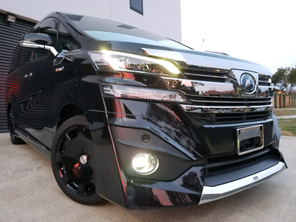 Toyota Vellfire Exclusive Lounge VIP Edition condition like new Carlingford The Hills District Preview
