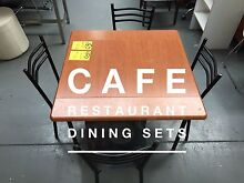 Cafe Dining Sets - Bulk Quantities Eumemmerring Casey Area Preview