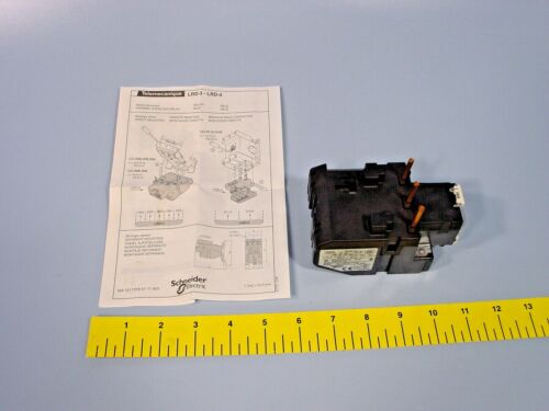 Schneider Electric TeSys Telemecanique LRD3357 Square D Thermal Overload Relay