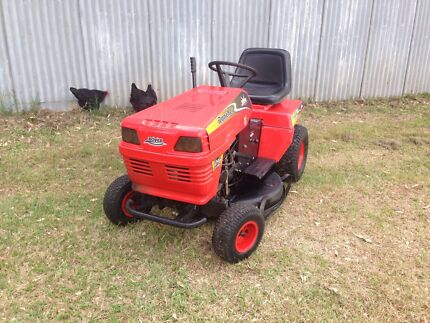 Rover Rancher ride-on mower Samford Valley Brisbane North West Preview