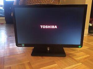 """23"""" Toshiba LED TV"""