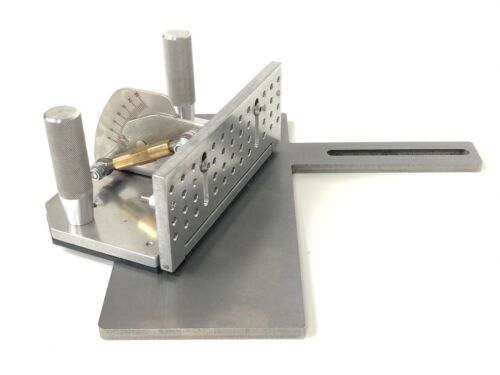 Knife Making Belt Grinder Angle Grind Guide (Regular) & Large Tool Rest