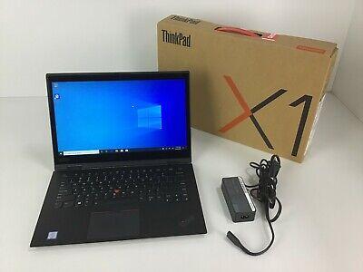 Lenovo ThinkPad X1 Yoga 3rd Gen 1.70GHz i5 8GB RAM 256GB SSD WARRANTY 10-22-2021