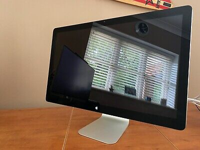 "Apple Thunderbolt Display 27""  LED Monitor.  A1407"