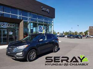 2013 Hyundai Santa Fe Sport 2.4 Premium, 4x4, bas km 84755 km